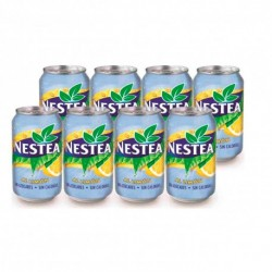 NESTEA SIN AZUCAR BOTE 0.33cl (pack 8)