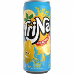 trina limon sin azucar 0.33cl (pack 8)