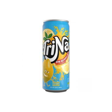 trina limon sin azucar 0.33cl (pack 8)