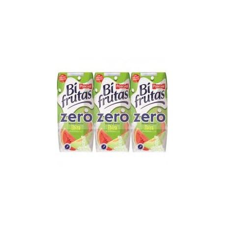 BIFRUTAS ZERO 33cl BRIK PACK DE 6