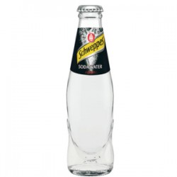 Schweppes 20 cl retor. Soda Water 28 u.