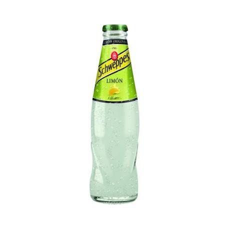 Schweppes 20 cl no ret. Limón 24 u