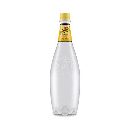 SCHWEPPES Tónica botella 1 litro 12 u
