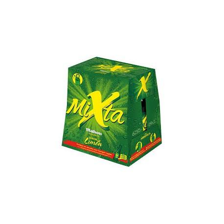 MIXTA 25CL PACK 6
