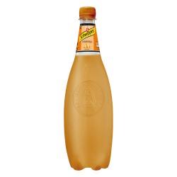 SCHWEPPES Naranja botella 1 litro 12 u