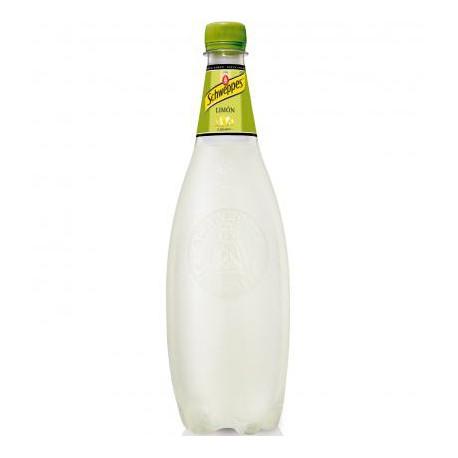 SCHWEPPES Limón botella 1 litro 12 u