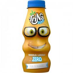 Trina Naranja Zero PET.  275 ml 12 u