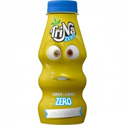 Trina Limón Zero PET.  275 ml 12 u