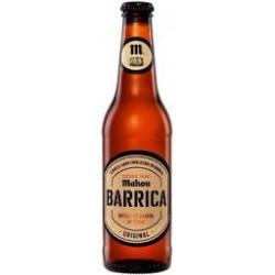 MAHOU BARRICA 33CL