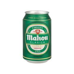 MAHOU CLASICA LATA 33CL