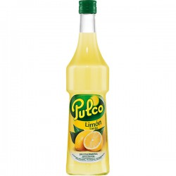 Pulco Limon bot. vidrio 70 cl 12 u