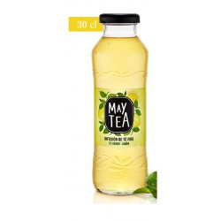May tea Limon zero Bot. vidrio 30 cl 24 u