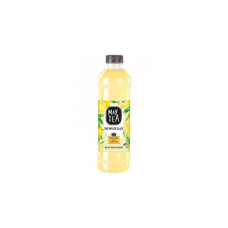 May tea Limon zero Bot. plastico 33 cl 12 u
