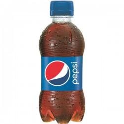 Pepsi Cola botella plastico 33 cl