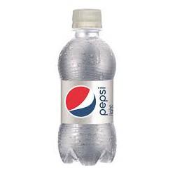 Pepsi Cola light Botella de plastico de 33 cl 24 u