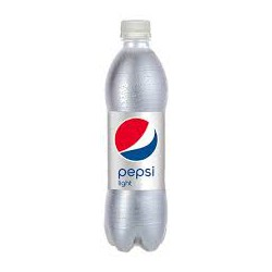 Pepsi Cola light Botella de plastico de 0,5L  12 u