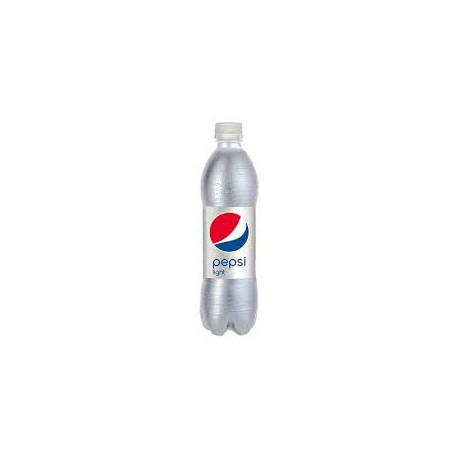 Pepsi Cola light Botella de plastico de 0,5L  12 u