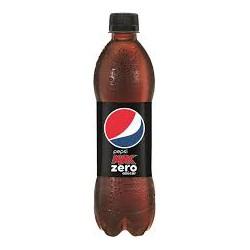 Pepsi Cola max Botella de plastico de 0,5L  12 u