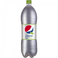 Pepsi Cola Light lima  Botella de plastico de 2L  6 u