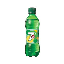 Seven up Lima limon  botella de 33 cl