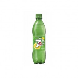 Seven up Lima limon Botella plastico 50  cl 12 u