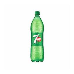 Seven up Lima limon Botella plastico 1 l 12 u