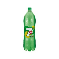 Seven up Lima limon Botella plastico 2 l 6 u