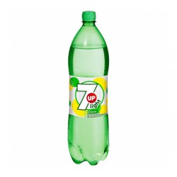 Seven up Lima limon light Botella plastico 2 l 6 u