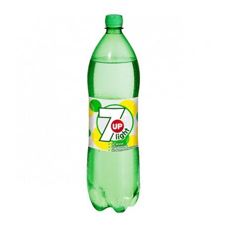 Seven up Lima limon light Botella plastico 2 l 6 u