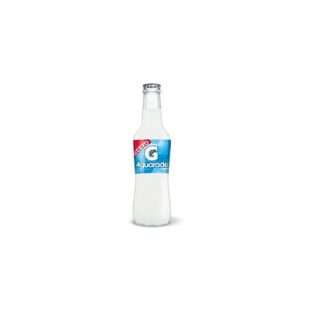 Aquarade Limon botella de vidrio sin retorno 25 cl 24 u