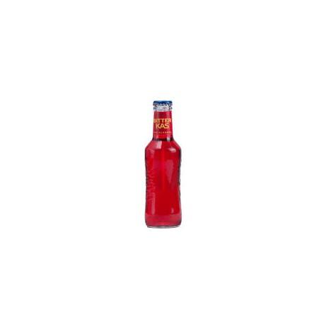 Bitter kas botella vidrio 20 cl 24 u