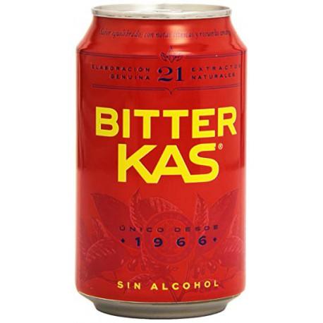 Bitter kas lata de 33 cl 24 u