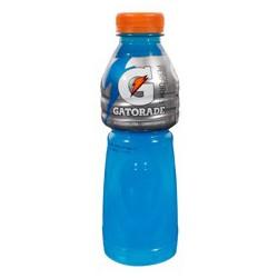 Gatorade Frambuesa azul botella de plastico de 50 cl 12 u