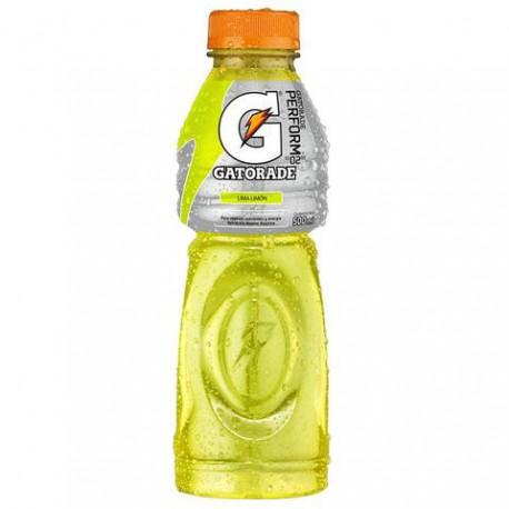 Gatorade Limon  botella de plastico de 50 cl 12 u