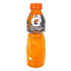 Gatorade Naranja  botella de plastico de 50 cl 12 u