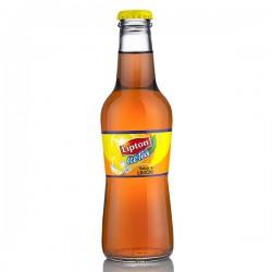 Lipton Limon botella de vidrio 25 cl 24 u