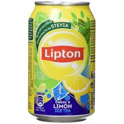 Lipton Limon lata de 33 cl
