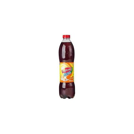 Lipton sabor melocoton botella de plastico 1,5 L  6 u