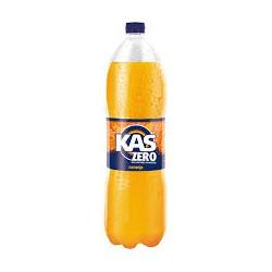 Kas naranja zero  2 litros 6 u