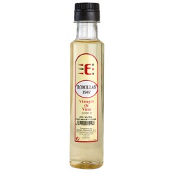 VINAGRE ROMILLAS 1947 250ml. PET FORMATO IRRELLENABLE