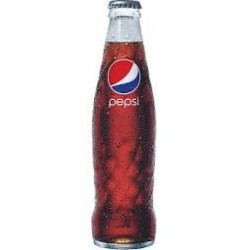 Pepsi cola botella cristal retornable 20 cl 24 u