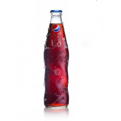 Pepsi cola lmax botella cristal retornable 35 cl 24 u