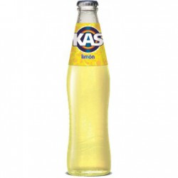 Kas limon botella cristal  noretornable 35 cl 24 u