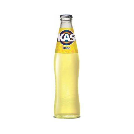 Kas limon botella cristal  noretornable 35 cl 24 u