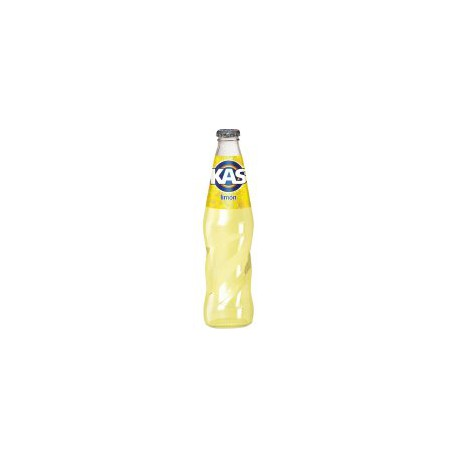 Kas limon botella cristal retornable 35 cl 24 u