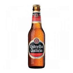 ESTRELLA DE GALICIA 1/3 N.R. CAJA DE 24 BOTELLAS