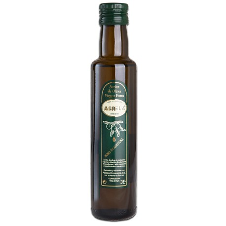 ACEITE OLIVA VIRGEN EXTRA ALIELA 500ML