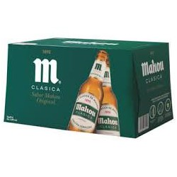 MAHOU CLASICA 25CL PACK 6 BOTELLAS
