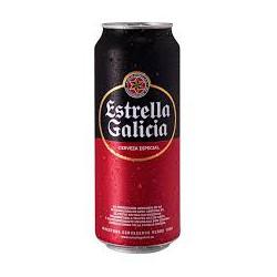 ESTRELLA DE GALICIA BOTE 33CL CAJA DE 24 BOTES